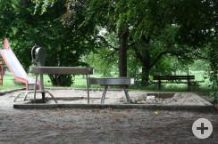 Spielplatz Jurastraße Matchstelle
