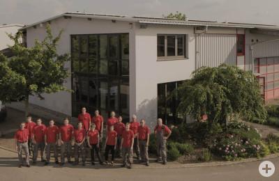Team + Gebäude Stolz Elektro GmbH