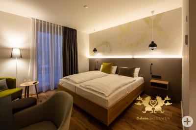 zum LOEWEN Gasthaus & Hotel in Eimeldingen