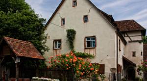 Altes Gebäude in Eimeldingen
