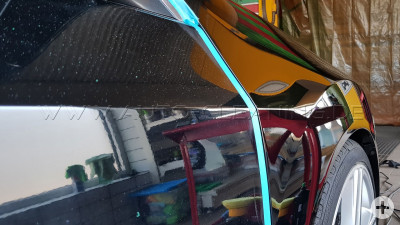 Honda Accord - Lackaufbereitung mit anschließender Lack Versiegelung.