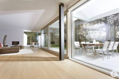 Ein Glasfassaden Beispiel von uns: