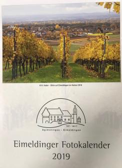 Kalender der Gemeinde Eimeldingen